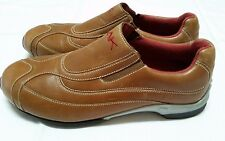 Womens Brown Size 9M ANNE KLEIN SPORT Casual Leather Shoes (pre-owned)