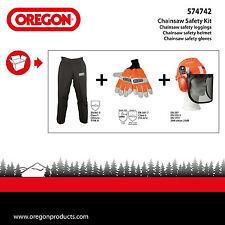 Oregon Basic Type une Tronçonneuse Sécurité Vêtements Kit 574742 5400 182231127 A