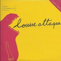 Louise Attaque ‎CD Sampler Savoir - Promo - France
