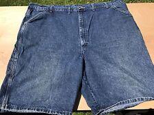 Mens Wrangler HERO Authentic Issue  Medium Wash Denim Jean Shorts Size 46