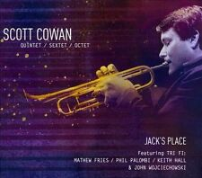COWAN,SCOTT : Jacks Place CD