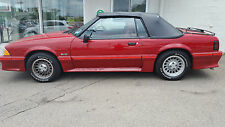 1988 Ford Mustang GT Convertible 2-Door