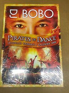 DJ BOBO Tourbuch Pirates of Dance von 2006