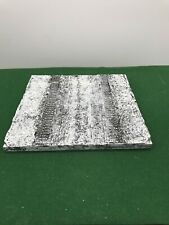 JG Miniatures Winter Road Base Tank Tracks King And Country Thomas Gunn German 9
