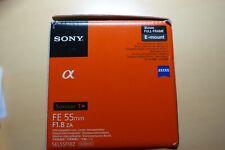 Sony FE 55mm F1.8 ZA Zeiss Sonnar T* E Mount