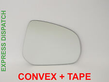 For SUZUKI ALTO 2009-2014 Wing Mirror Glass Convex  Right Side /SU022