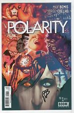 Polarity 1 Boom 2013 VF Signed Max Bemis Say Anything