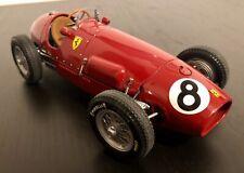 1/18 EXOTO FERRARI 500 F2 long nose #8 Mike Hawthorn 1953 British Grand Prix red