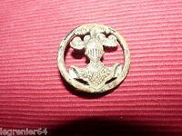 Insigne de béret, coiffure,Arme Blindée et Cavalerie BERAUDY VAURE 420125
