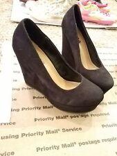 women soda wedge shoes size 7