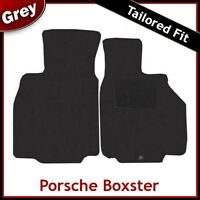 Porsche Boxster 986 1996-2004 Tailored Carpet Car Floor Mats GREY