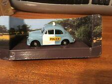 Classic Vehicles From Corgi 96744 Morris Minor Saloon - Police - Boxed
