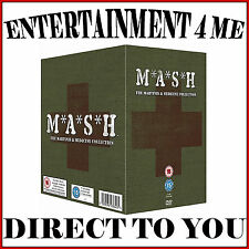 MASH -MARTINIS & MEDICINE COLLECTION - SEASONS 1 - 11**BRAND NEW DVD BOXSET***