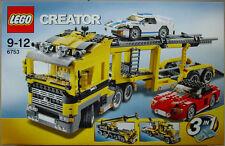 NEW Lego Creator 6753 Highway Transport SEALED