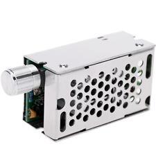 Adjustable DC Brush Motor Speed PWM Controller 12V/24V/36V/60V 8A 400W TZ N8ZT