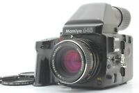 【N MINT】  Mamiya 645 Pro Film Camera Sekor C 80mm F/2.8 Lens from Japan #464