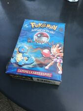 Pokemon Themendeck Base Set - Blackout Deutsch *OVP*