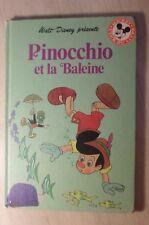 Pinocchio et la baleine   Club Mickey