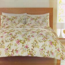 Catherine Lansfield Butterfly Hedgerow Double Duvet Set Cotton Blend