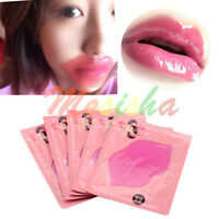 10p Sexy Collagen Crystal Lip Care Mask Anti-Ageing Membrane Moisture Essence m2