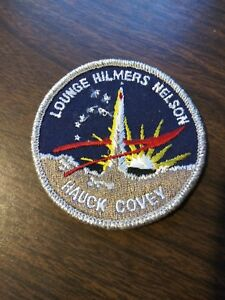 NASA STS-26 Discovery Space Shuttle Program Small Patch