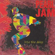 PEARL JAM - INTO THE DEEP CD LIVE 1992