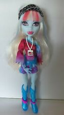 Monster High Abbey Bominable Music Festival Muñeca