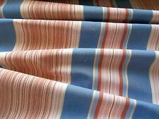 SUMMER HILL LTD Fabric MSRP $225Y COTTON WOVEN ESPADRILLE STRIPE ITALY SUMMER!!!