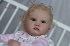 Reborn baby doll Charlotte  (kit Charlotte  by LLE)/Artist Tatyana Melnikova