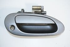 2002 - 2006 Acura RSX Passenger Side Outer Door Handle OEM (Dark Silver)