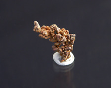 COPPER CRYSTAL,OJIBWAY COPPER MINE,KEWEENAW CO.MICHIGAN,MODIFIED DODECAHDRON