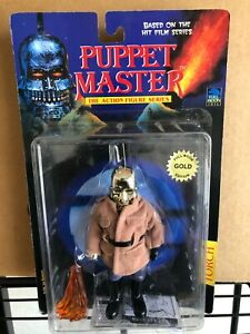 Puppet Master Torch Figure Vintage 1999 by Full Moon Toys