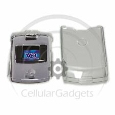 PREMIUM CRYSTAL CLEAR Protective Case for Motorola RAZR V3 /V3c