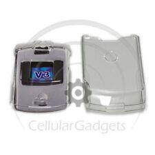 PREMIUM CRYSTAL CLEAR Protective Case for Motorola RAZR V3 /V3c