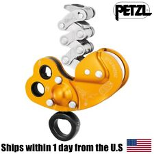 Petzl Professional Zigzag Plus Mechanical Prusik Pulley D022Ba00 11.5-13mm Rope