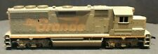 Athearn Blue Box Rio Grande DRGW GP40-2 DUMMY HO RR Trains NEEDS PARTS WEATHERED