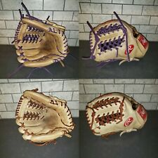 BASEBALL GLOVE CLEANING CONDITIONING & RELACE SERVICE- Fielder's Glove ONLY