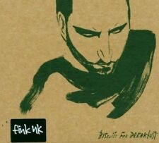 Fink - Biscuits For Breakfast NEW CD