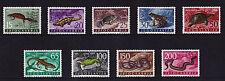 More details for yugoslavia - 1962 reptiles - u/m - sg 1047-55