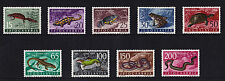 Yugoslavia - 1962 Reptiles - U/M - SG 1047-55