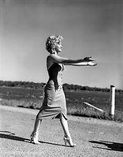 Bob Sandberg Photo - Marilyn Monroe, 1952, Library of Congress