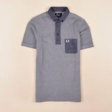 Fred Perry Herren Polo Poloshirt Shirt Gr.XS Slim Fit Mehrfarbig, 74067