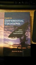 A First Course in Differential Equations 8th edition
