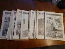109 Issues Scientific American 1870`s - 1880`s