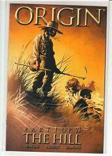 Origin #1 Paul Jenkins Andy Kubert Wolverine mini series #1 9.6