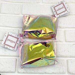 2 Scunci Holiday Hair Kits - 24 Bobby Pins 10 Elastics 2 Jar Clips 4 Headwraps