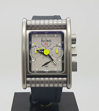 Rare Titanium Alain Silberstain Bolido-Krono Automatic Chronograph