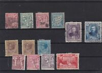 MONACO EARLY USED STAMPS REF R 1685