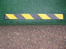 Striped, Black/Yellow step tape Sticker,Commercial,Anti slip,High Grit strips.