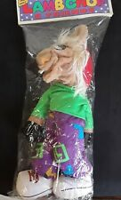 "Shari Lewis & Friends CHARLIE HORSE Plush Puppet 16"" 1993 NIP New SHIPS FREE"